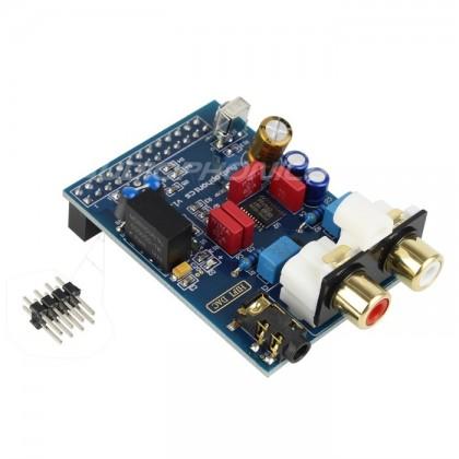 DAC PCM5102 I2S P5 32bit/384Khz Raspberry PI