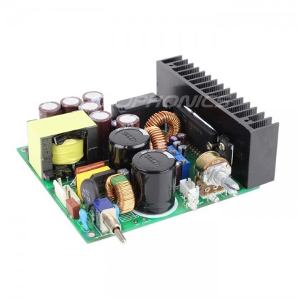 TA2022 SMPS Amplifier module with Power supply TRIPATH 2x 90W