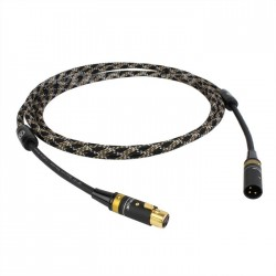 VIABLUE NF-S1 QUATTRO Câble de Modulation Mono XLR 2.0m (La Paire
