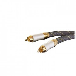 DYNAVOX Câble de Modulation HIFI RCA 0.60m