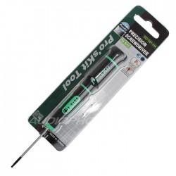 Pro'sKit SD-081-H4 Tournevis Hex de Précision 1.5x50mm