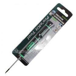 Pro'sKit SD-081-H1 Tournevis Hex de Précision 0.7x50mm