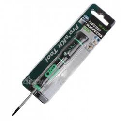 Pro'sKit SD-081-T7 Tournevis Torx de Précision 7x50mm