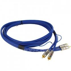 SOMMERCABLE SINUS CONTROL Câble de Modulation RCA 0.75m