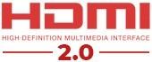 Câble HDMI / HDMI 2.0