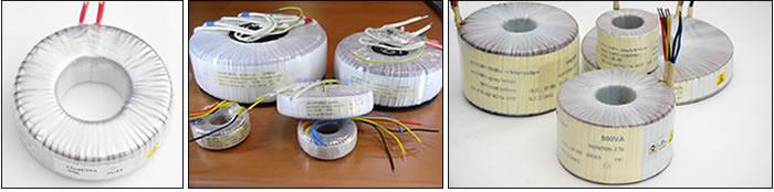 transformateurs toriques sur mesure