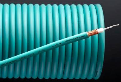 Furutech U-X-Ag Câble Coaxial Argent 75ohm