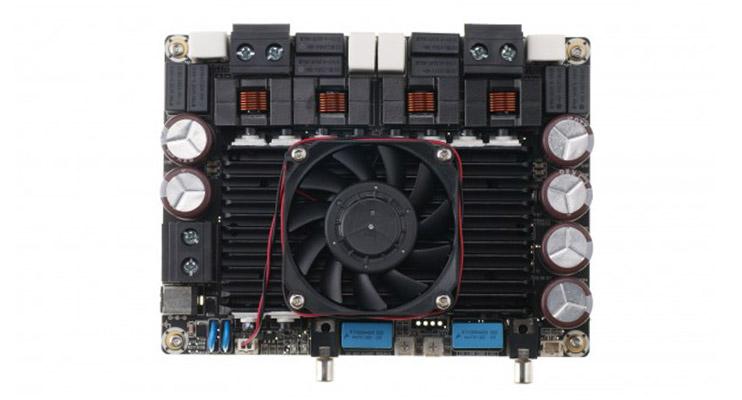 Amplificateur Sure 2x1200W