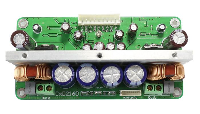 Module amplificateur Stéréo Class D CxD2160