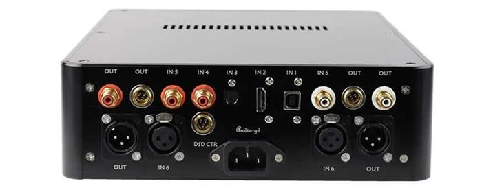 AUDIO-GD NFB-28.28 DAC ES9028Pro TCXO