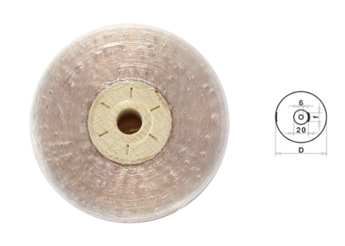 Schéma diamètre centre Mundord CFC16