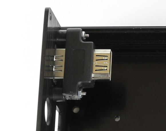 Passe-cloison HDMI RaspDAC LTE