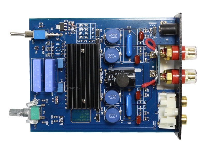 FX-Audio amplificateur FX252A