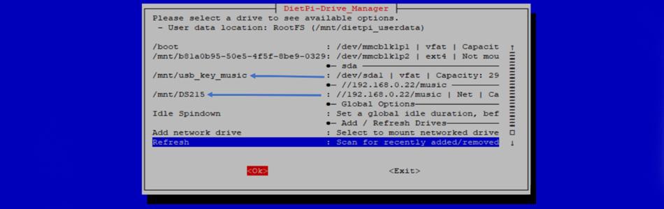 Configure DietPi with the Allo USBridge - Audiophonics Blog