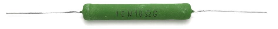 Mundorf MR10 Résistance Bobine Ayrton-Perry 10W 0.82 Ohm