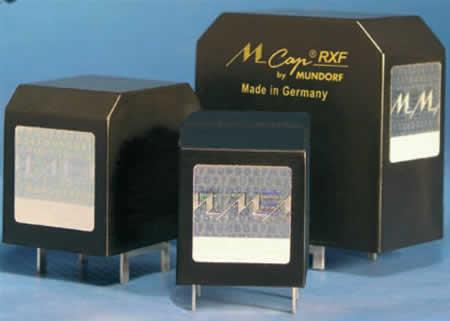 Mundorf condensateur RXF