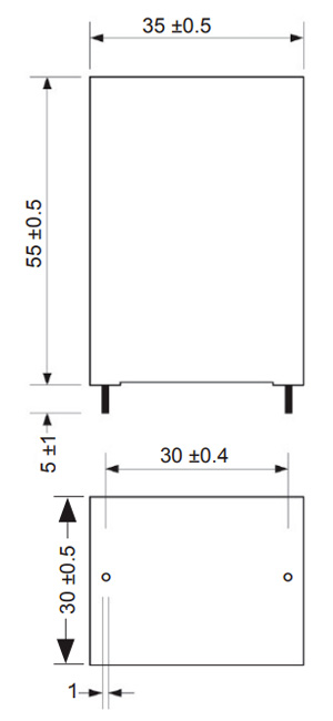 Mundorf TubeCap Condensateur 600V 30µF