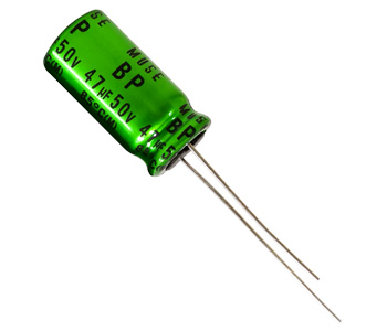 Nichicon ES Muse Condensateur Audio Audiophile