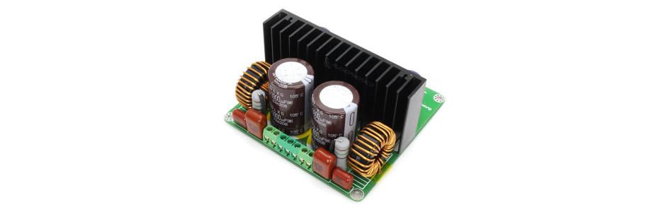 IRS2092 Module Amplificateur Stéréo Class D 2x200W 4 Ohm
