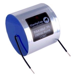 ClarityCap ESA Capacitor 250V 120µF