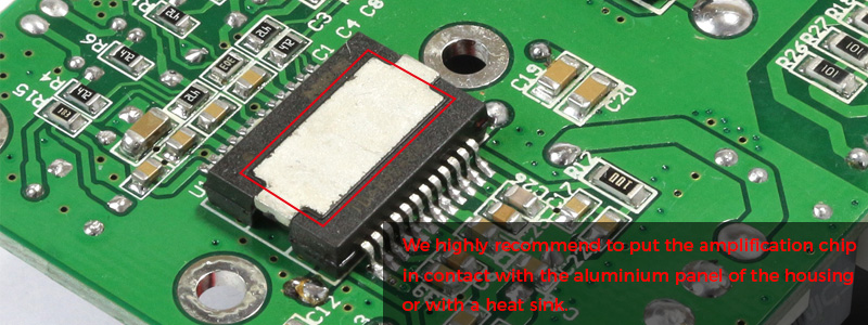 Connex TDA8954SMPSv2