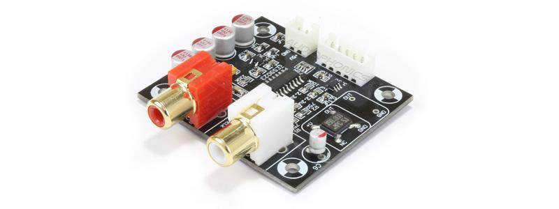 Audiophonics DAC Sabre ES9023 V2.2 I2S vers Analogique 24bit/192kHz