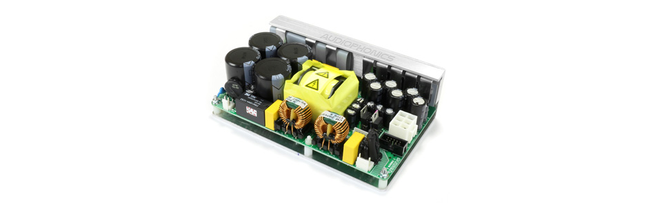 Hypex SMPS1200A400 Module d'Alimentation à Découpage 1200W / 2x64V