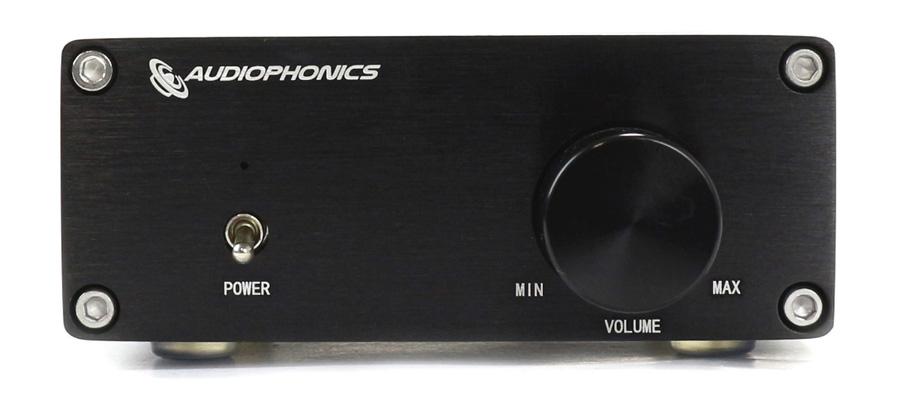 amplificateur audiophonics class d tda7498