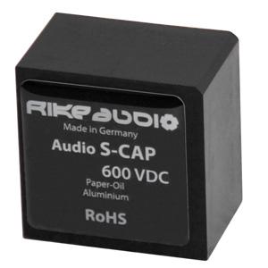Rike Audio S-Cap Condensateur Papier Huilé