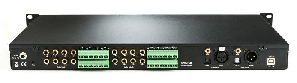 Mini DSP 10x10