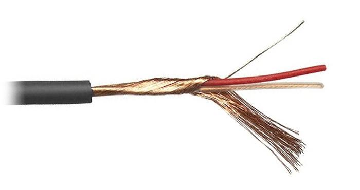 Mogami 3080 Câble Numérique AES/EBU 110 Ohm 2x0.18mm² Ø5mm
