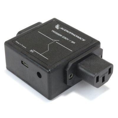 Trigger USB / secteur