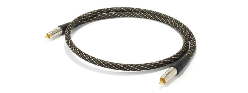Câble Coaxial Audiophonics Canare