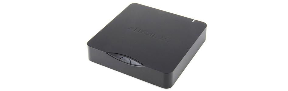 Auralic Aries Mini DAP Sédentaire et Lecteur Réseau ES9018K2M 32bit 384kHz Noir