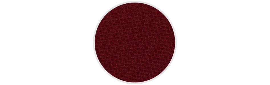 Tissu acoustique pour grilles hauts-parleurs 150x100cm Rouge Foncé (RAL 3032)