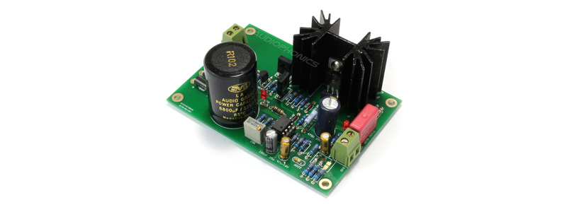 module d'alimentation linéaire régulée 5-24V 2A