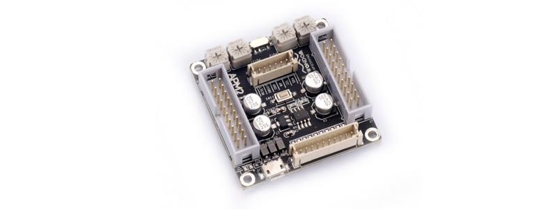 Module DSP pour filtrage actif compact