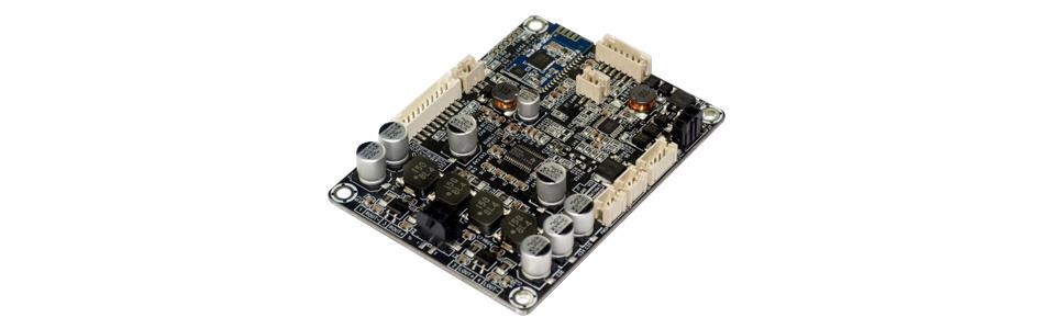 Wondom AA-JA32151 JAB 1 Module amplificateur stéréo Class D Bluetooth 2.1 2x15W 8Ω