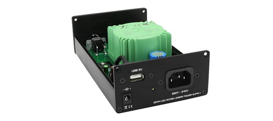 Audiophonics alimentation linéaire régulée