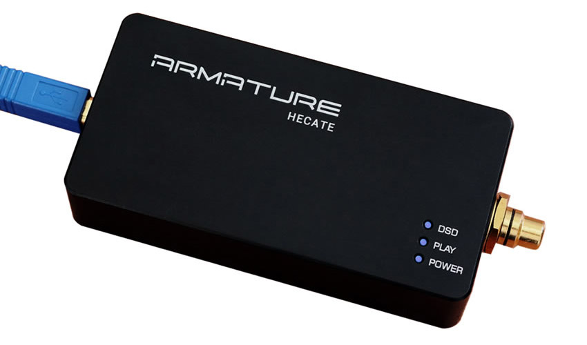 Armature Hecate Interface Xmos Xcore 208 Usb Spdif