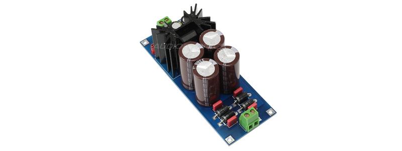 Module d'alimentation linéaire DC régulé LT1083 1.25V / 25V 2.55A