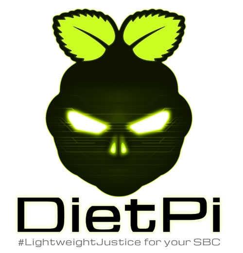 DietPi Open Source Logo