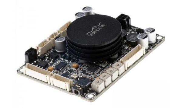 WONDOM AA-JA32172 JAB 3-50 Module Amplificateur Class D avec DSP Stéréo 2x50W