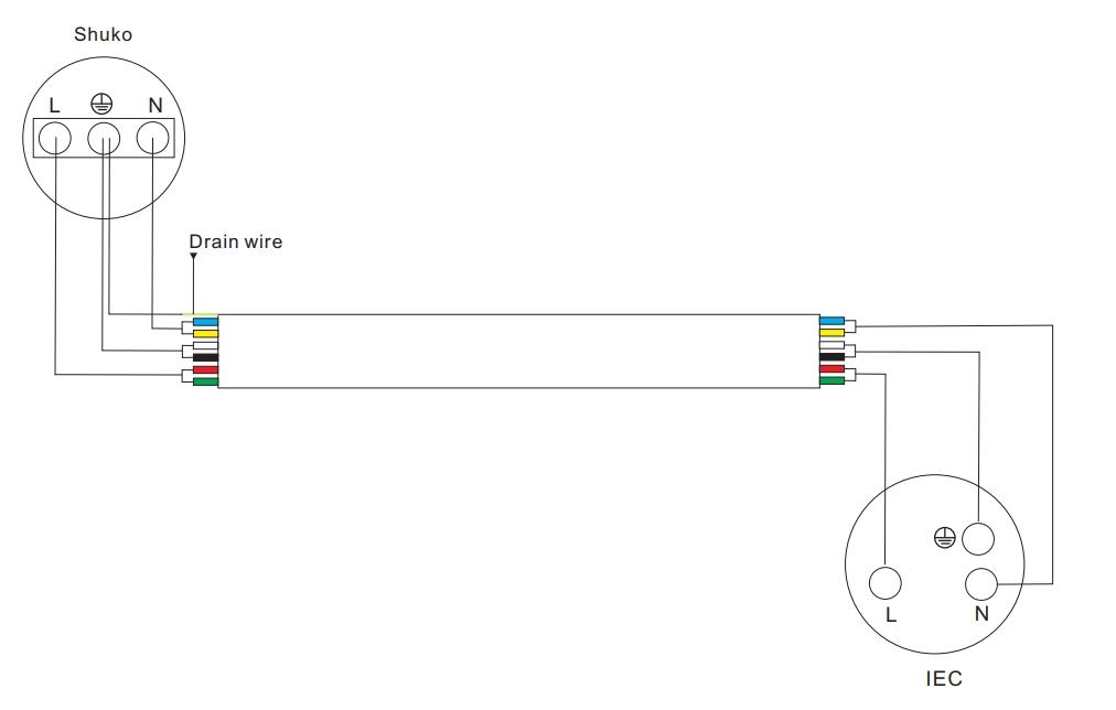 Amadeus 5 wiring diagram sector