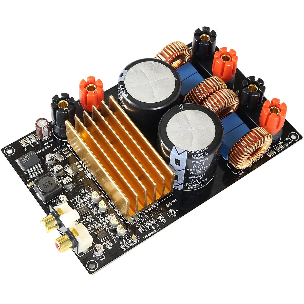 Ti Purepath Hd 150 Amplifier Module Class D Tpa3255 2x110w 8 Ohm Schematic Help Needed Diyaudio Amplificateur