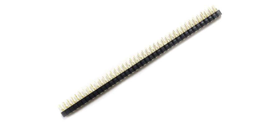 Connecteur droit 2x40 pins mâle/femelle