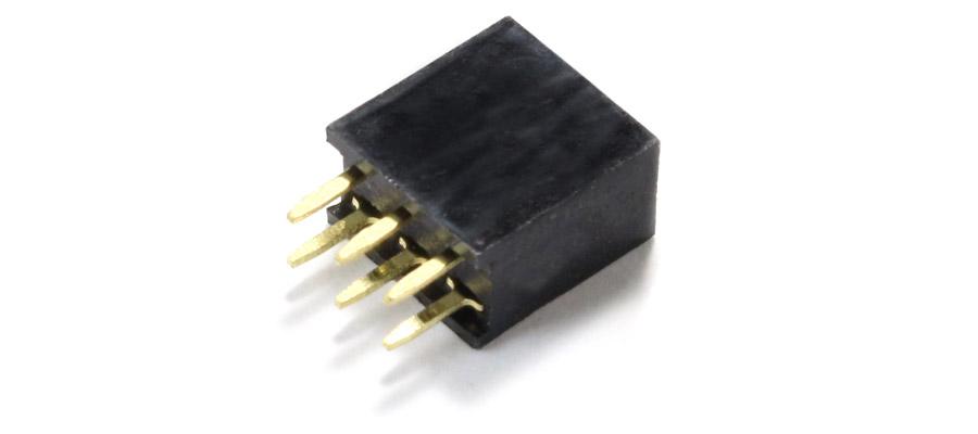 Pin header 1x3 pins