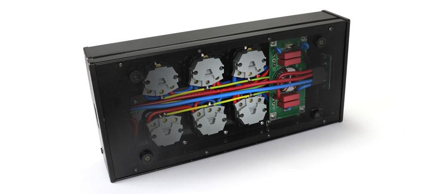 Armature Electra Distributeur Secteur Multiprise de Grande Qualité