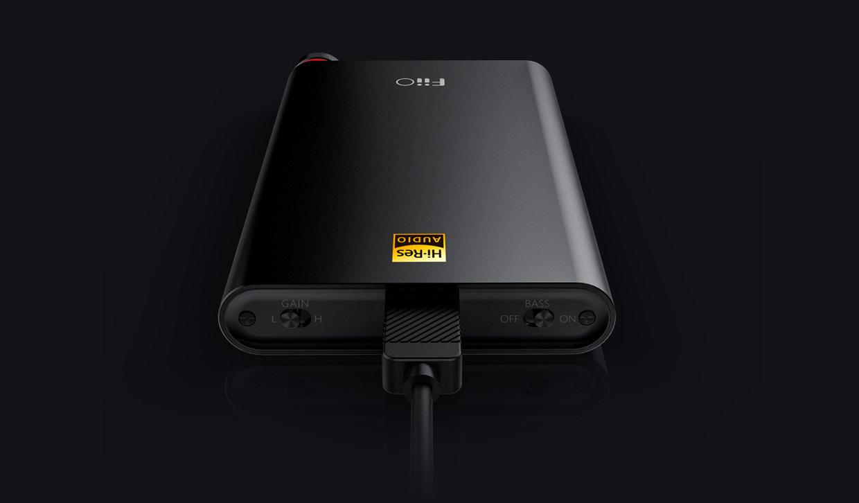 Fiio Q1 Mark Ii Headphone Ak4452 Dac Amp Amplifier Hi Res