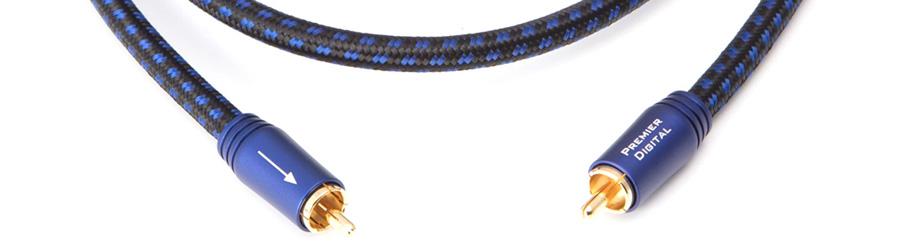 Pangea Câble coaxial cuivre OFC plaquage argent